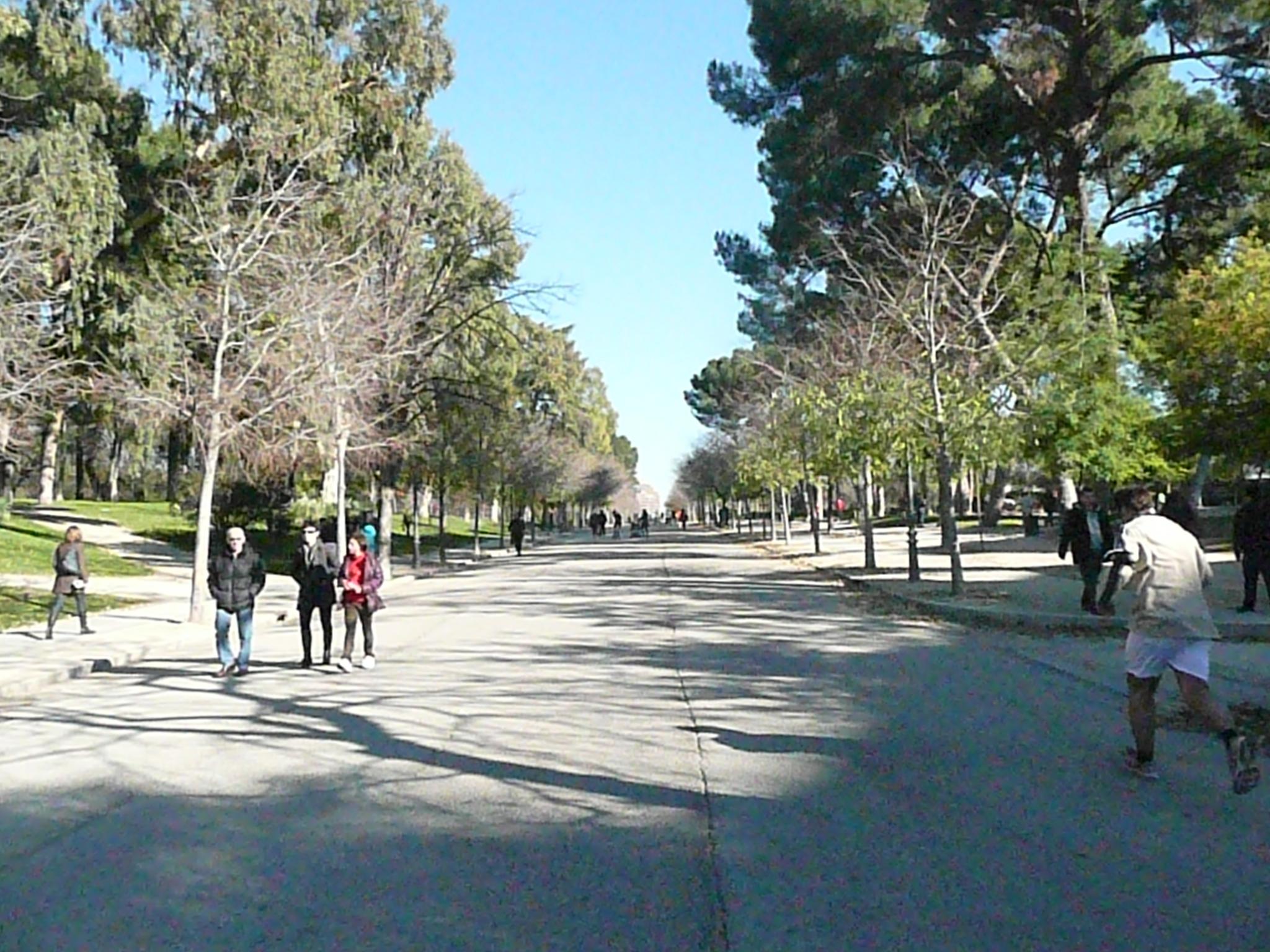 El paseo del Duque de Fernán Núñez nos lleva hasta Lucifer. Foto: V.R.A