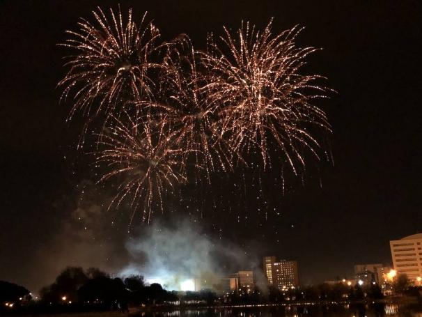 Las mejores imágenes del Año Nuevo Chino en Usera