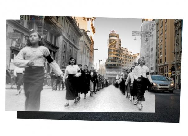 «Madrid, ¡qué bien resistes!», en imágenes