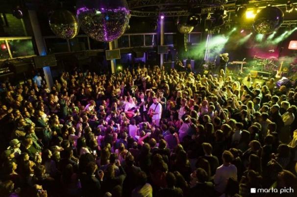 A sala llena, el concierto de Mirabet en Madrid