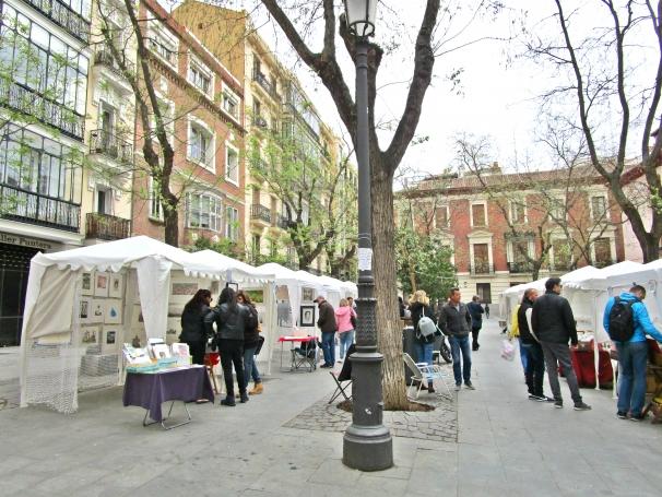 Plaza de los pintores
