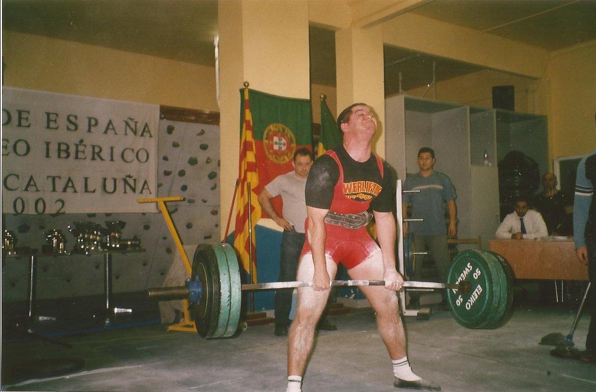 David Herreros, subcampeón de España junior