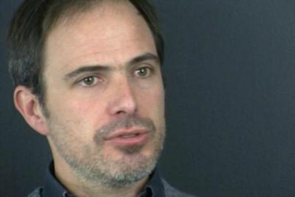 El corresponsal Íñigo Domínguez