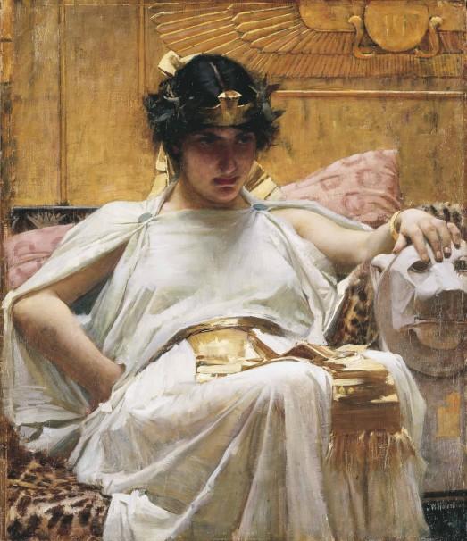 04. Cleopatra - Waterhouse