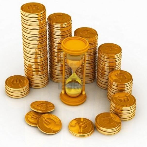 Un Banco donde el tiempo es la unidad de medida. Foto:123rf.com