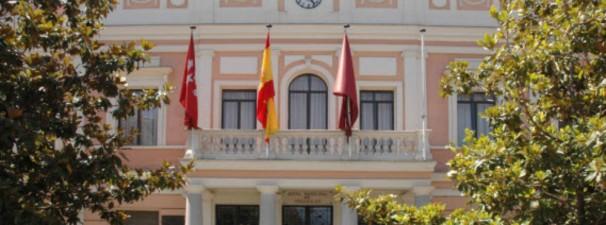 La Junta de Distrito de Vallecas. Foto: V. R. A.
