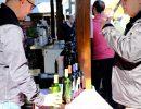 La cata de vinos en pleno auge. Foto: Patricia Balbontín
