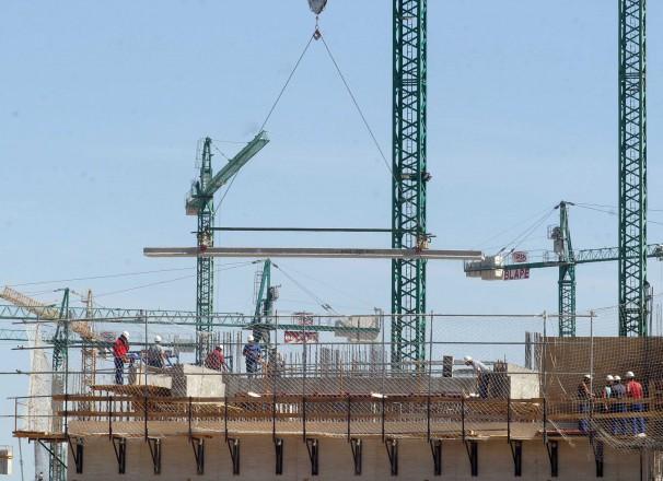 La crisis inmobiliaria fue el detonante de la depresión que vive la economía española. Foto: ABC