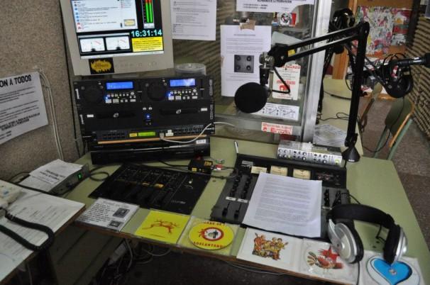 Control Radio Arrebato