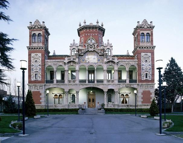 Foto del Palacio Larrinaga