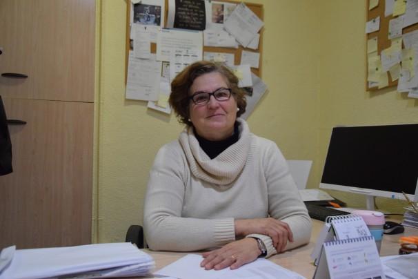 Rosa Arregui, directora de Adevida