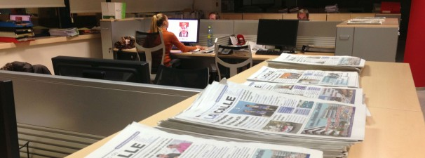 «Al cabo de la calle» es el diario líder en Getafe