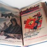 Ejemplar de la revista La Ametralladora