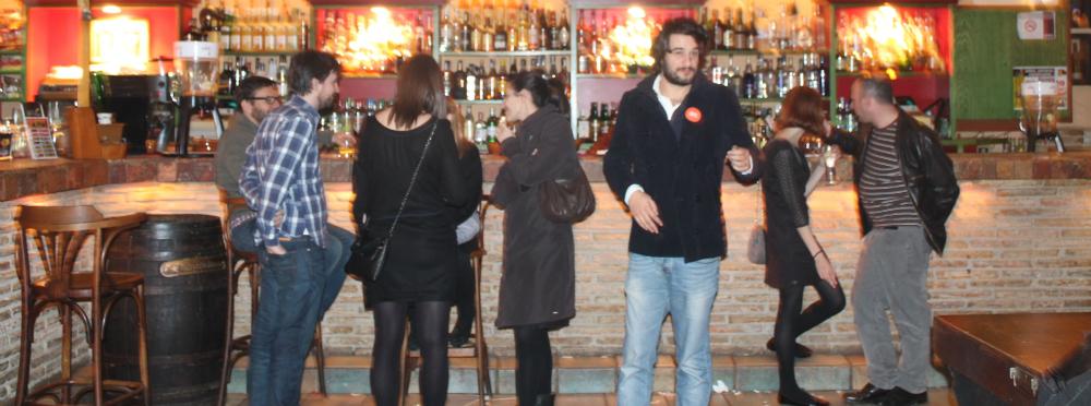 El Congreso nos llevó al «Edén». Foto: Loreto Sánchez Seoane
