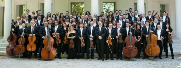 Orquesta Comunidad de Madrid/Foto: ORCAM