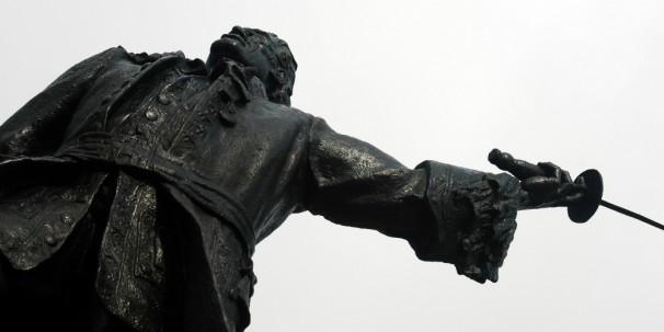 Estatua de Blas de Lezo. Foto: Kymberly Janisch
