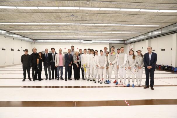 Presentación de las nuevas instalaciones de Vallehermoso con la alcaldesa de Madrid, Manuela Carmena - Ayuntamiento