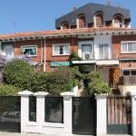 Casa de Acacia Núñez en la calle Forment, donde lleva viviendo desde 1965. Foto: M. Ruiz de Arcaute
