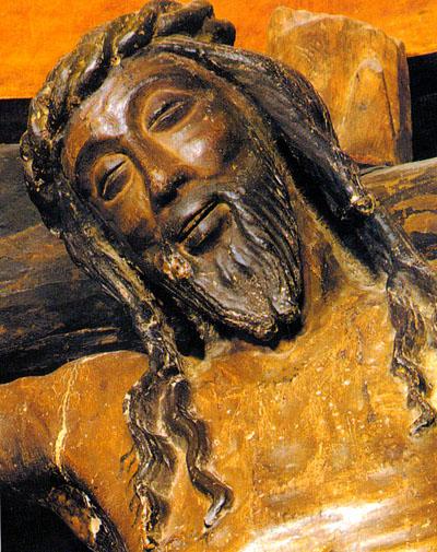 El Cristo de Javier, el Cristo de la sonrisa