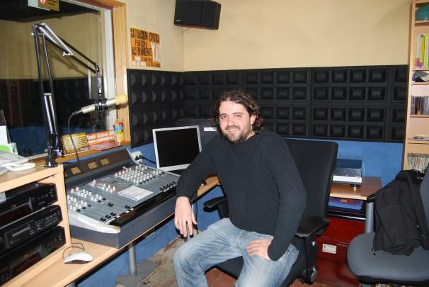 El periodista Ray Sánchez