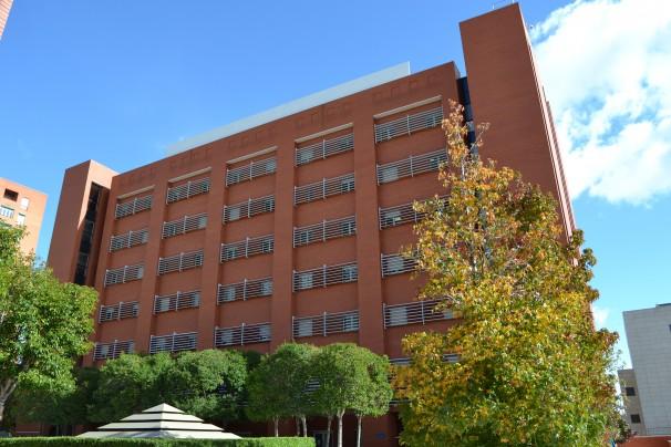 Edificio multiusos: Centro de Capacitación misional, Sistema Educativo de la Iglesia y Centro de Historia Familiar