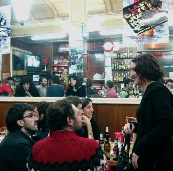 Fotografía del interior de El Palentino. FOTO: MALLOL/FLICKR