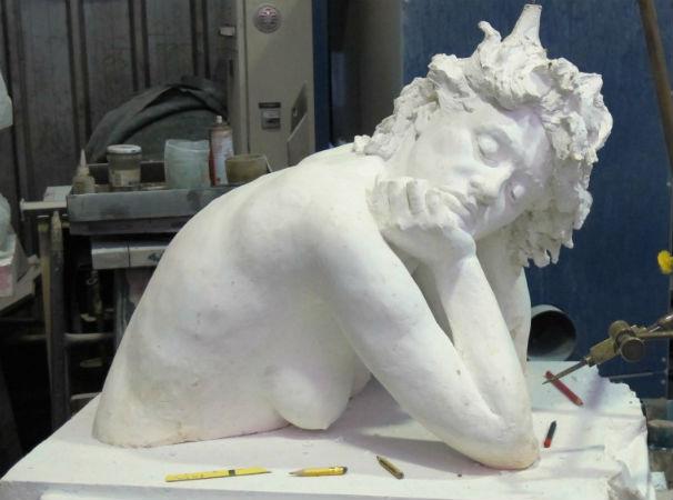 Escultura Susana