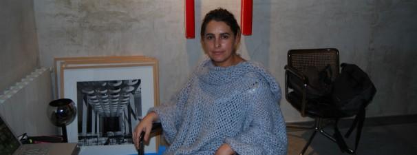 La galerista de Formato Cómodo, Pilar Castellano