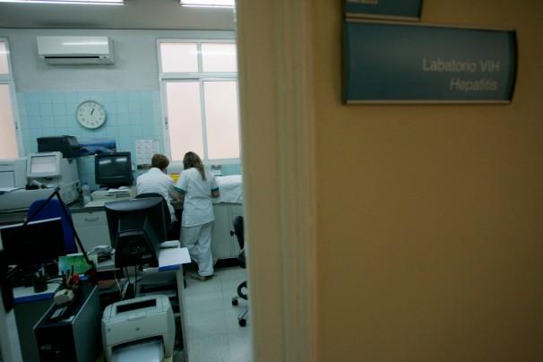 El Centro de Salud Sandoval de la Comunidad de Madrid. Foto: Francisco Seco
