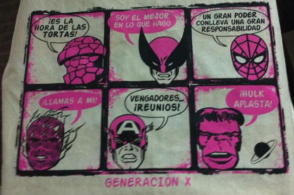 Artículo de Generación X, la tienda de cómics. FOTO: Facebook