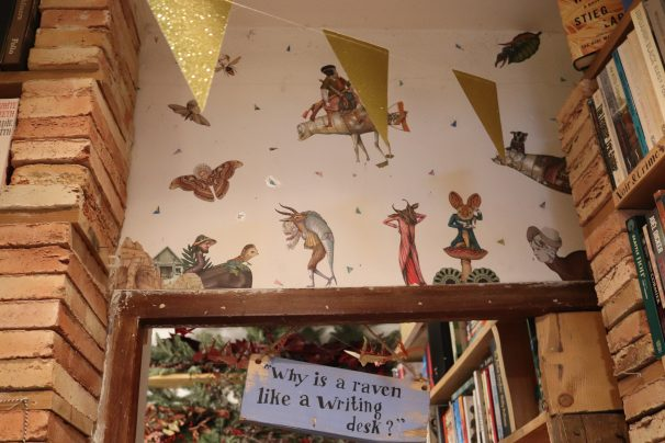 Librería «Desperate Literature»                                                        Foto: María Ñacle
