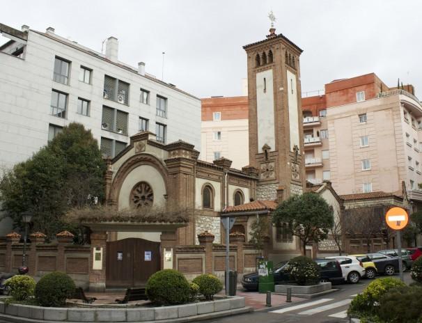 Fachada de la Iglesia de San Jorge. Foto: V.R.A