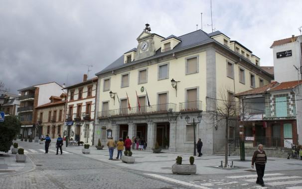 El ayuntamiento de Cercedilla