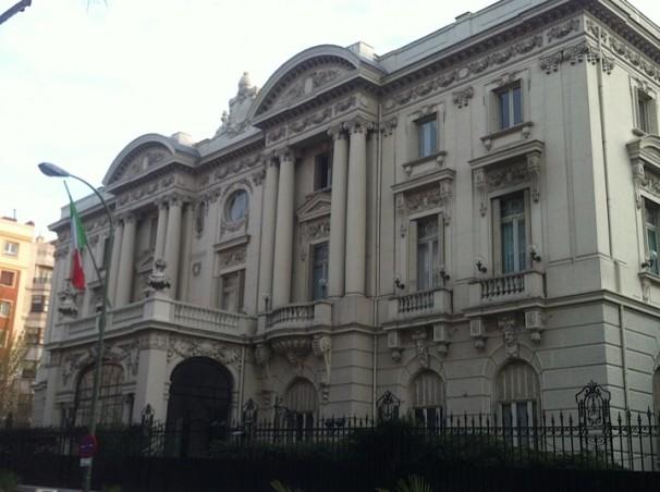 La Embaja de Italia es uno de los edificios más emblemáticos del distrito. Foto: V.R.A