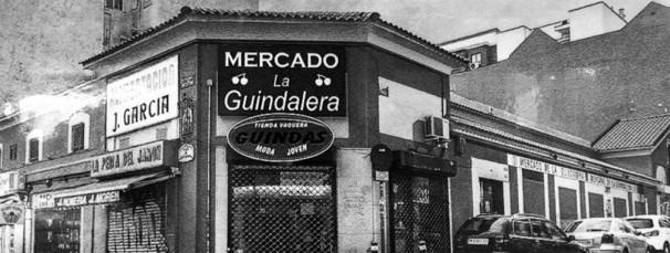 Mercado La Guindalera Foto: Cortesía del mercado