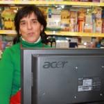 La farmacéutica inculcó los valores del trabajo a su hija