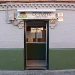 Fachada del comedor social La Casita