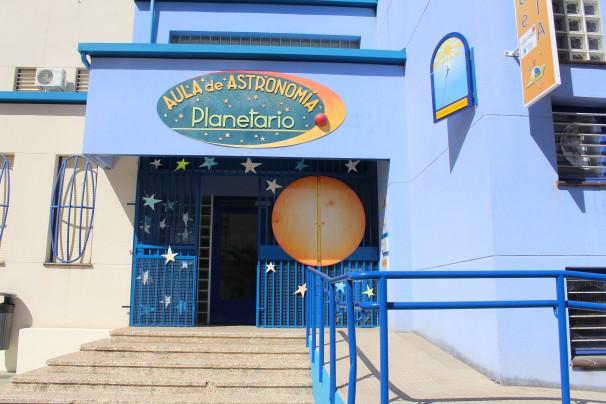 Aula de Astronomía