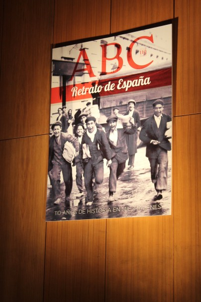 Portada del libro «ABC. Retrato de España»