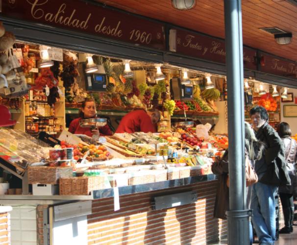 Interior Mercado de Abastos/Foto:TDM