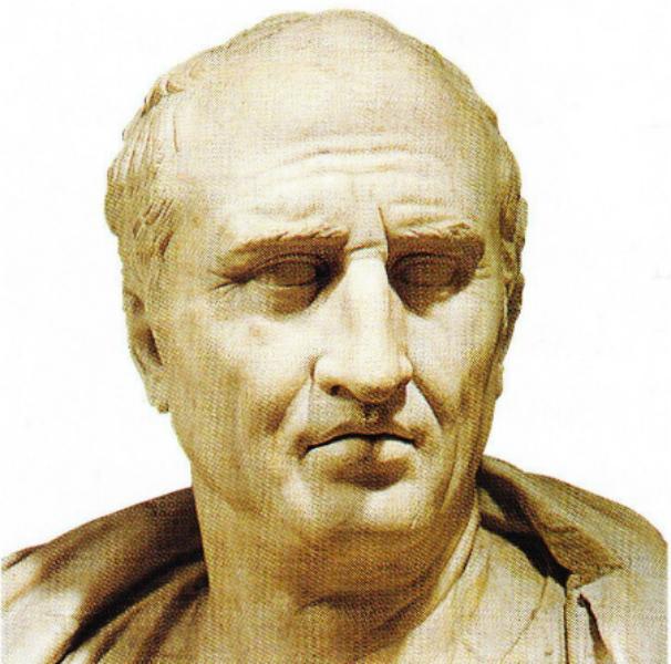Cicerón, el gran orador clásico - ABC