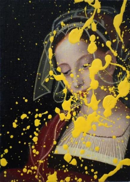 Retrato, de Lino Lago