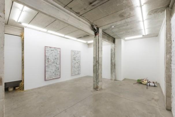Exposición «Solo» de Rubén Grillo en Nogueras Blanchard Madrid - ROBERTO RUIZ