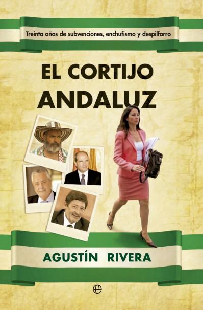Portada del libro de Agustín Rivera centrado en la trama de los ERE