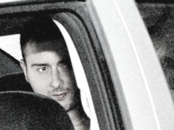 El asesino de la baraja se entrega a la Policía. Foto: EFE