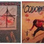 Portadas de La Codorniz realizadas por Enrique Herreros
