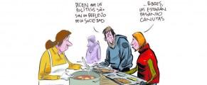 Los políticos ¿Un reflejo de la sociedad?