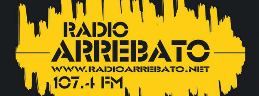Radio Arrebato Logo