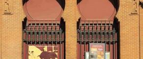 Taquillas de la plaza de toros de Las Ventas.