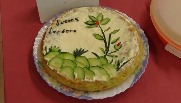Tortilla Jueves Lardero